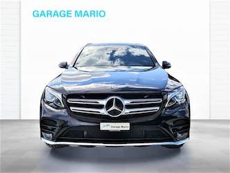 Mercedes-Benz GLC-Klasse GLC 250 d AMG Line 4Matic 9G-Tronic 47'700 km CHF46'700 - buy on carforyou.ch - 2