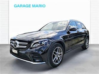 Mercedes-Benz GLC-Klasse GLC 250 d AMG Line 4Matic 9G-Tronic 47'700 km CHF46'700 - buy on carforyou.ch - 3