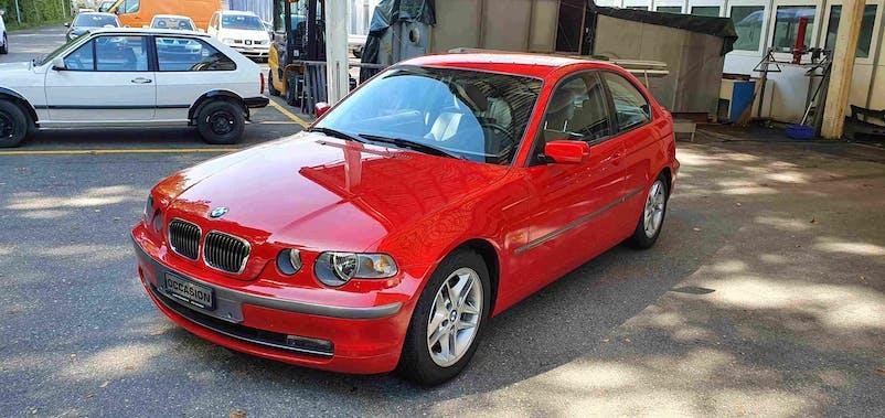BMW 3er Compact 325 ti Compact 33'700 km CHF12'900 - buy on carforyou.ch - 1