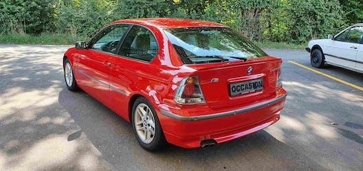 BMW 3er Compact 325 ti Compact 33'700 km CHF12'900 - buy on carforyou.ch - 2