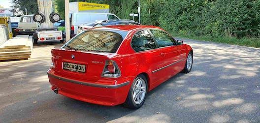 BMW 3er Compact 325 ti Compact 33'700 km CHF12'900 - buy on carforyou.ch - 3