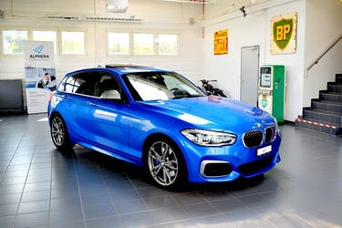 BMW 1er M140i xDrive Steptronic 93'000 km CHF29'900 - buy on carforyou.ch - 2