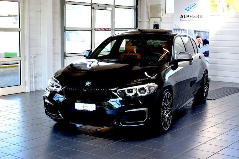 BMW 1er M140i xDrive Steptronic 108'000 km CHF31'900 - buy on carforyou.ch - 1