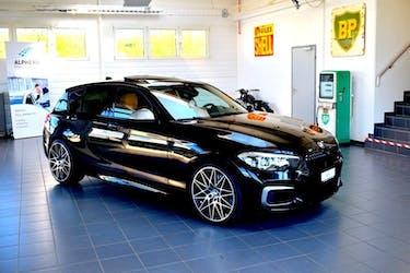 BMW 1er M140i xDrive Steptronic 108'000 km CHF31'900 - buy on carforyou.ch - 2