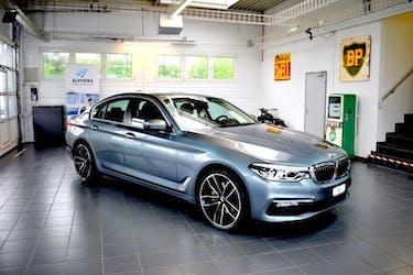 BMW 5er 540i xDrive Luxury Line Steptronic 85'000 km CHF36'900 - buy on carforyou.ch - 2