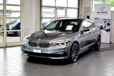 BMW 5er 540i xDrive Luxury Line Steptronic 85'000 km CHF36'900 - buy on carforyou.ch - 3