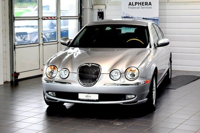 Jaguar S-Type 4.2 V8 Executive 44'000 km CHF18'900 - acheter sur carforyou.ch - 1