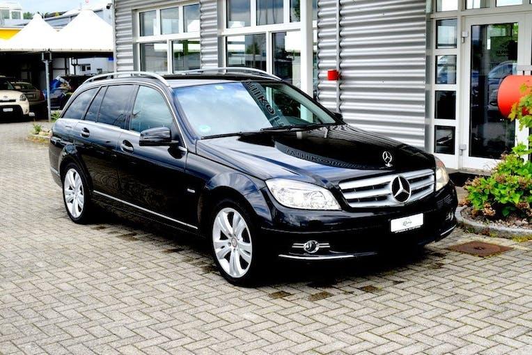 Mercedes-Benz C-Klasse C 180 Kompressor BlueEff. Avantgarde Aut. 165'000 km CHF8'900 - buy on carforyou.ch - 1