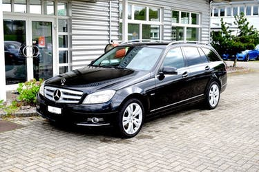 Mercedes-Benz C-Klasse C 180 Kompressor BlueEff. Avantgarde Aut. 165'000 km CHF8'900 - buy on carforyou.ch - 2