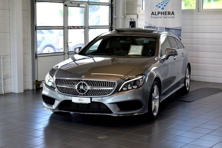 Mercedes-Benz CLS 350 CLS Shooting Brake 350 BlueTEC 4Matic 7G-Tronic 116'000 km CHF29'900 - buy on carforyou.ch - 1