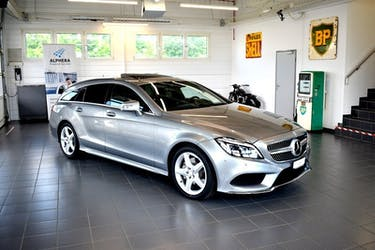 Mercedes-Benz CLS 350 CLS Shooting Brake 350 BlueTEC 4Matic 7G-Tronic 116'000 km CHF29'900 - buy on carforyou.ch - 2