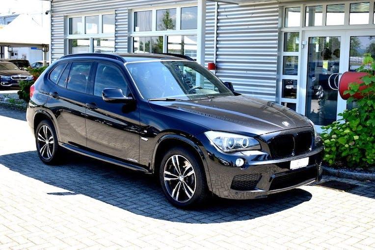BMW X1 xDrive 28i Steptronic 185'000 km CHF12'900 - buy on carforyou.ch - 1