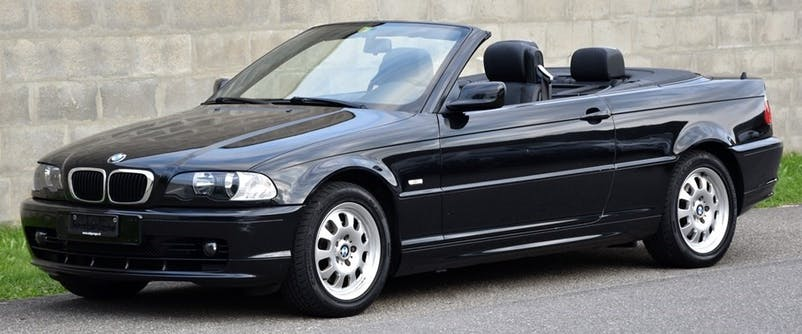 BMW 3er 318Ci Cabriolet 177'000 km CHF5'500 - buy on carforyou.ch - 1