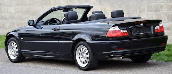 BMW 3er 318Ci Cabriolet 177'000 km CHF5'500 - buy on carforyou.ch - 2