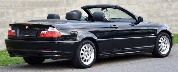 BMW 3er 318Ci Cabriolet 177'000 km CHF5'500 - buy on carforyou.ch - 3
