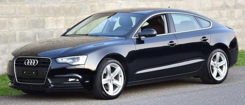 Audi A5 Sportback 1.8 TFSI 188'000 km CHF10'980 - buy on carforyou.ch - 1
