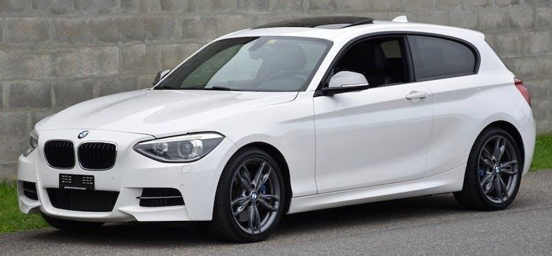 BMW 1er M135i xDrive Steptronic 220'000 km CHF14'780 - buy on carforyou.ch - 1