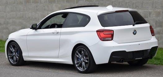 BMW 1er M135i xDrive Steptronic 220'000 km CHF14'780 - buy on carforyou.ch - 2