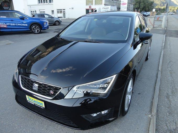 SEAT Leon 1.4 TSI FR 60'200 km CHF12'500 - buy on carforyou.ch - 1