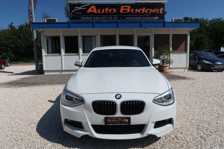 BMW 1er 118d xDrive 124'300 km CHF15'900 - buy on carforyou.ch - 1