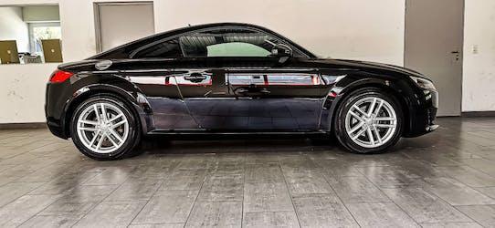 Audi TT Coupé 1.8 TFSI 100'000 km CHF23'900 - buy on carforyou.ch - 2