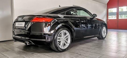 Audi TT Coupé 1.8 TFSI 100'000 km CHF23'900 - buy on carforyou.ch - 3