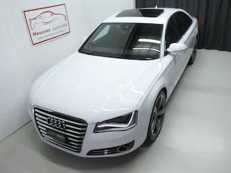 Audi A8 3.0 TDI quattro tiptronic - Luftfederung - Bose - 250 PS 89'000 km CHF32'800 - buy on carforyou.ch - 3