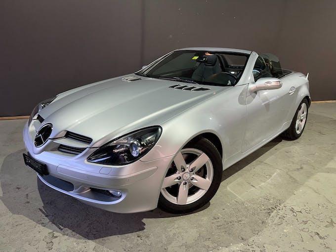 Mercedes-Benz SLK 280 40'000 km CHF16'800 - buy on carforyou.ch - 1