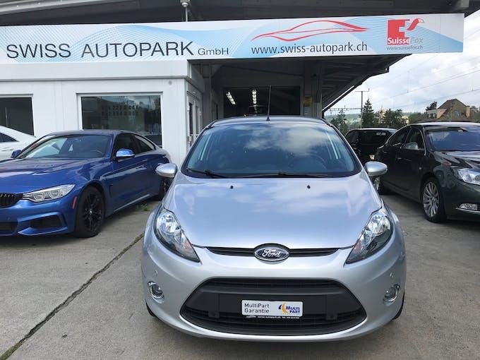 Ford Fiesta 1.4 16V Trend+ Automatic 96'500 km CHF5'499 - buy on carforyou.ch - 1