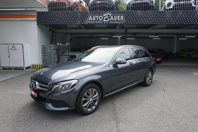 Mercedes-Benz C-Klasse C 220 d Avantgarde Kombi 46'900 km CHF25'600 - buy on carforyou.ch - 1