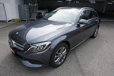 Mercedes-Benz C-Klasse C 220 d Avantgarde Kombi 46'900 km CHF25'600 - buy on carforyou.ch - 2