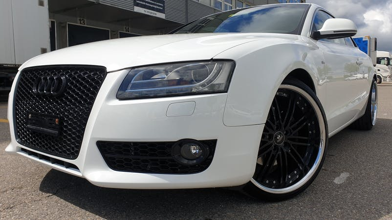 Audi A5 Coupé 2.0 TFSI 210'200 km CHF8'200 - buy on carforyou.ch - 1