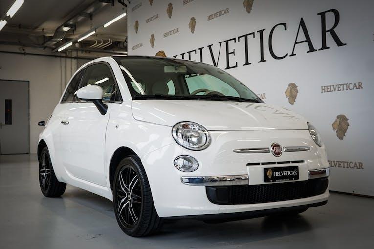 Fiat 500 1.2 Lounge Dualogic 156'500 km CHF6'800 - buy on carforyou.ch - 1
