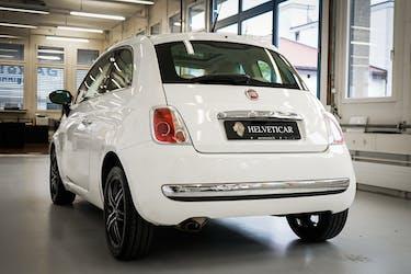 Fiat 500 1.2 Lounge Dualogic 156'500 km CHF6'800 - buy on carforyou.ch - 3