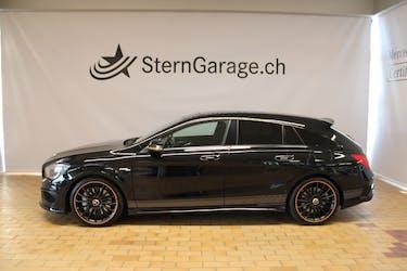 Mercedes-Benz CLA-Klasse CLA 45 AMG 4M SB Orange Art Edition 108'000 km CHF32'700 - buy on carforyou.ch - 2