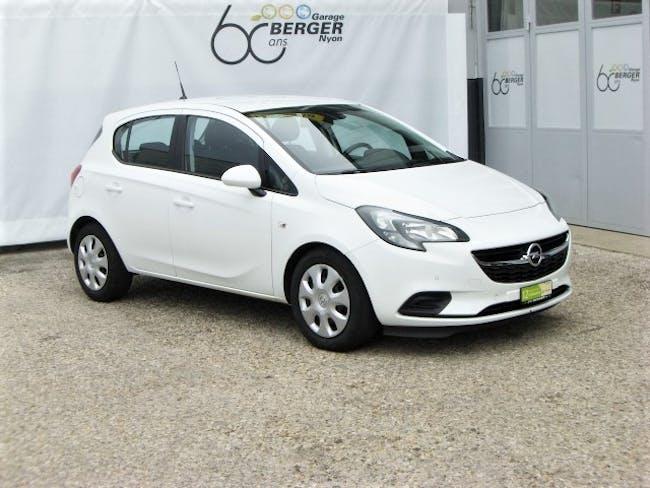 Opel Corsa E 1.3 CDTI Enjoy 33'000 km CHF11'500 - buy on carforyou.ch - 1