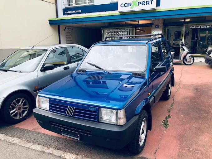 Fiat Panda 1.1 CLX Country Cl. 4x4 74'000 km CHF11'200 - buy on carforyou.ch - 1