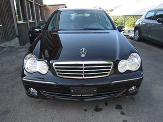Mercedes-Benz C-Klasse C 200 K Avantgarde 161'400 km CHF6'700 - buy on carforyou.ch - 2