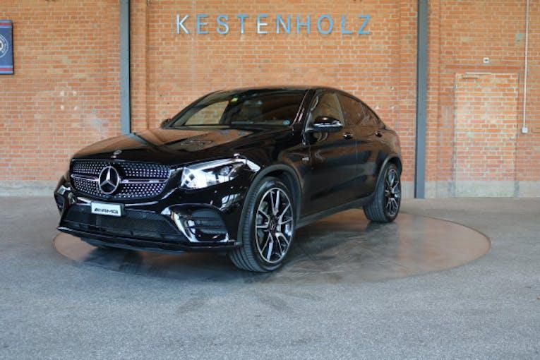 Mercedes-Benz GLC-Klasse GLC Coupé 43 AMG 4Matic 70'900 km CHF51'800 - buy on carforyou.ch - 1