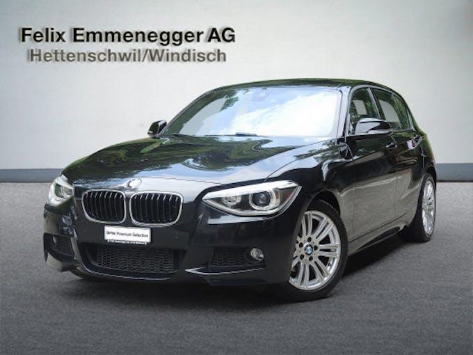BMW 1er 116i 47'800 km CHF15'900 - buy on carforyou.ch - 1