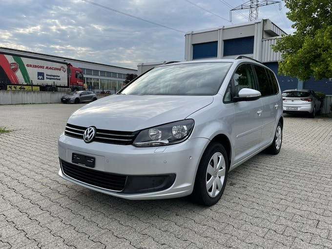 VW Touran 1.4 TSI 140 Comfortline 75'900 km CHF9'900 - buy on carforyou.ch - 1