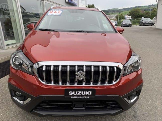 Suzuki SX4 S-Cross 1.4 T Piz Sulai Top Hybrid 4x4 20 km CHF35'180 - buy on carforyou.ch - 1