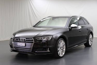 Audi S4 / RS4 S4 Avant 3.0 V6 TFSI quattro S-Tronic 52'000 km CHF45'500 - buy on carforyou.ch - 2