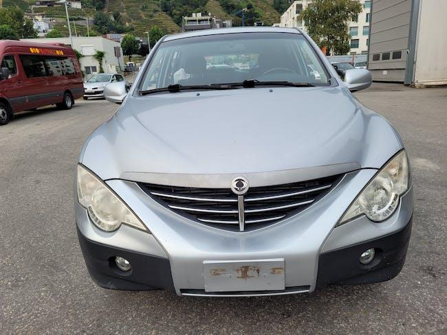SsangYong Actyon A200 XDI 4X4, AUTOMATICA, 80000 KM 85'000 km CHF3'980 - kaufen auf carforyou.ch - 1