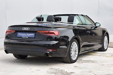 Audi A5 Cabrio 2.0 TFSI 64'500 km CHF32'900 - buy on carforyou.ch - 3