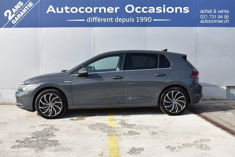 VW Golf 1.5 eTSI mHEV Style 10'500 km CHF29'900 - buy on carforyou.ch - 1
