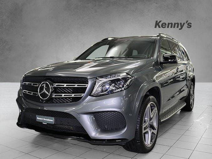 Mercedes-Benz GLS-Klasse GLS 350 d AMG Line 44'000 km CHF71'600 - buy on carforyou.ch - 1