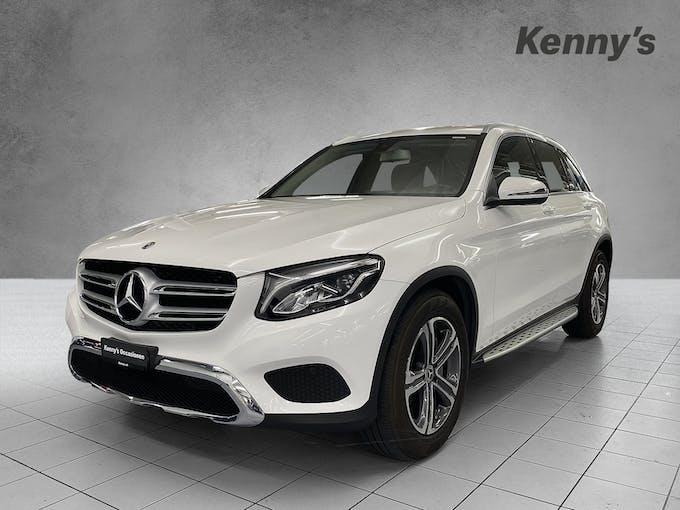 Mercedes-Benz GLC-Klasse GLC 220 d Exclusive 4Matic 39'000 km CHF35'600 - buy on carforyou.ch - 1