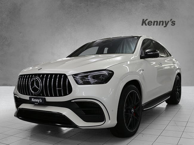 Mercedes-Benz GLE-Klasse GLE 63 S AMG 4Matic+ Coupé CHF166'400 - buy on carforyou.ch - 1