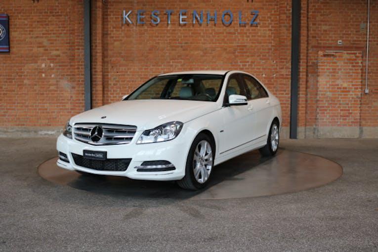 Mercedes-Benz C-Klasse C 180 BlueEff Avgarde 76'500 km CHF17'900 - buy on carforyou.ch - 1